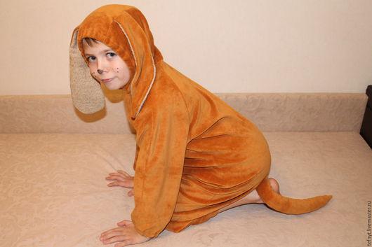 """Детские карнавальные костюмы ручной работы. Ярмарка Мастеров - ручная работа. Купить """"Собака бладхаунд"""". Handmade. Собака"""