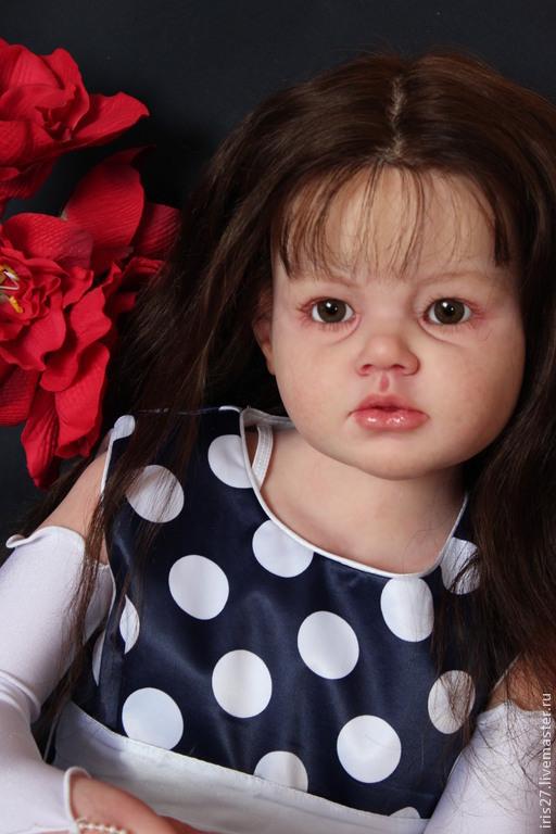 Куклы-младенцы и reborn ручной работы. Ярмарка Мастеров - ручная работа. Купить Анжелика. Handmade. Куклы ребор, камфорель