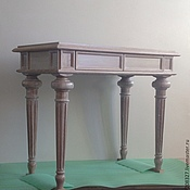 Для дома и интерьера handmade. Livemaster - original item 611 oak Console with drawers.. Handmade.