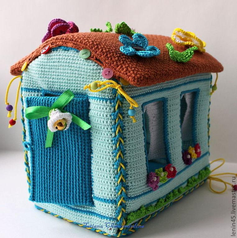 Крыша для кукольного домика своими руками 90