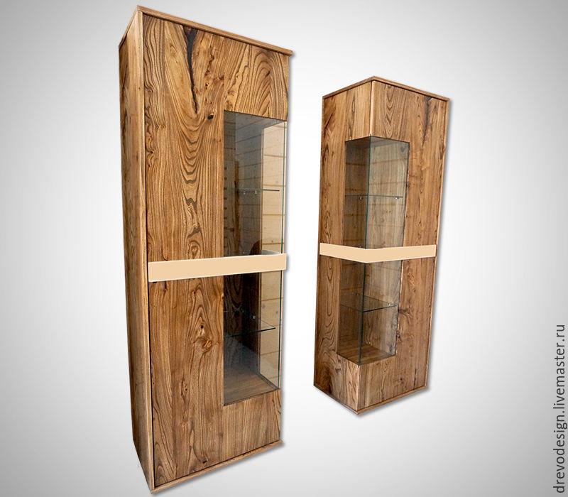 Display Cabinet solid wood, Cabinets, Belgorod,  Фото №1