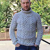 """Одежда ручной работы. Ярмарка Мастеров - ручная работа свитер """"Fishermen"""". Handmade."""