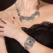 Украшения handmade. Livemaster - original item Bracelet Dinara. Handmade.