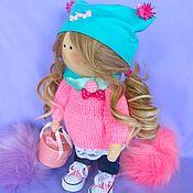Куклы и игрушки handmade. Livemaster - original item doll textile. Handmade.