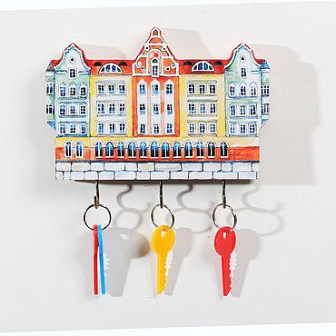 For home and interior handmade. Livemaster - original item The housekeeper wall Kaliningrad. Handmade.