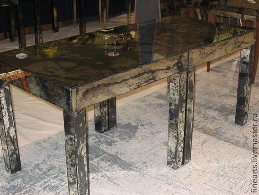 Представляем вам уникальную дизайнерскую зеркальную мебель с технологиями состаривания.\r\nдизайнерское состаривание зеркал и зеркальных поверхностей