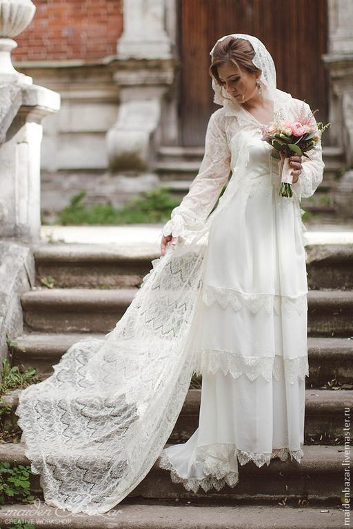 Свадебное Платье С Накидкой Купить