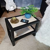 Мебель для кукол ручной работы. Ярмарка Мастеров - ручная работа Миниатюрная прикроватная тумбочка, мебель для кукол. Handmade.