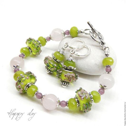 браслет, браслет и серьги, браслет зеленый, браслет женский, женский браслет, браслет на руку, красивый браслет, браслет красивый, оригинальный браслет, серьги и браслет, браслет купить