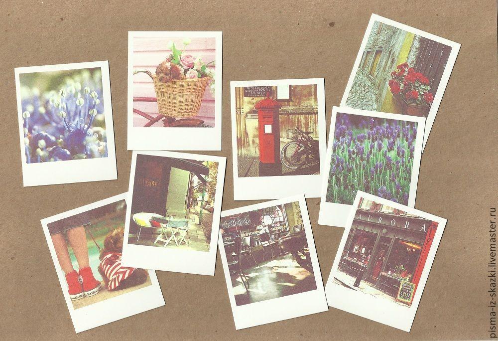 Купить маленькие открытки