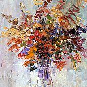 Картины и панно ручной работы. Ярмарка Мастеров - ручная работа Мелодия для флейты. Handmade.