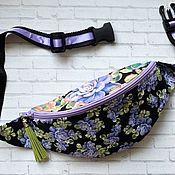 Работы для детей, handmade. Livemaster - original item Belt bag for girls