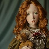 Куклы и игрушки ручной работы. Ярмарка Мастеров - ручная работа Катенька. Handmade.