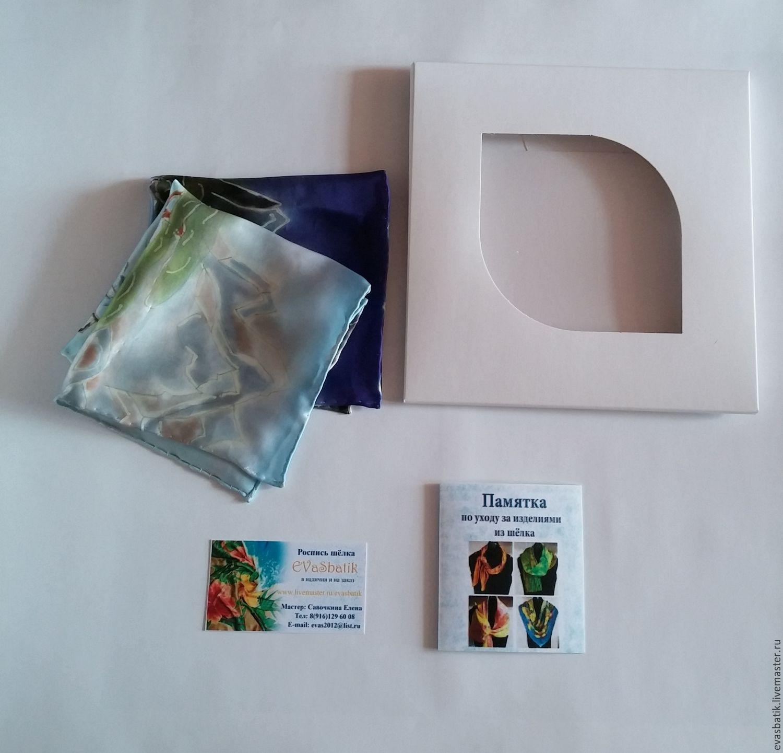Упаковка платка
