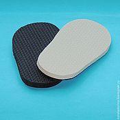 Материалы для творчества handmade. Livemaster - original item Evaplast sole for booties, Slippers, boots (sizes 16). Handmade.