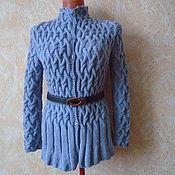 Одежда ручной работы. Ярмарка Мастеров - ручная работа кофта женская. Handmade.