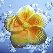 """Формы ручной работы. Ярмарка Мастеров - ручная работа Силиконовая форма для мыла """"Цветок тропический"""". Handmade."""