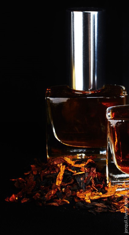 Натуральные духи ручной работы. Ярмарка Мастеров - ручная работа. Купить Натуральные духи Cognac - наркотически дымный коньяк. Handmade.