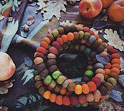 Украшения ручной работы. Ярмарка Мастеров - ручная работа Шарфобус (средний, цвет на выбор). Handmade.