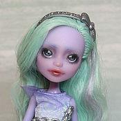 Куклы и игрушки ручной работы. Ярмарка Мастеров - ручная работа OOAK Monster High Twyla (Твайла). Handmade.