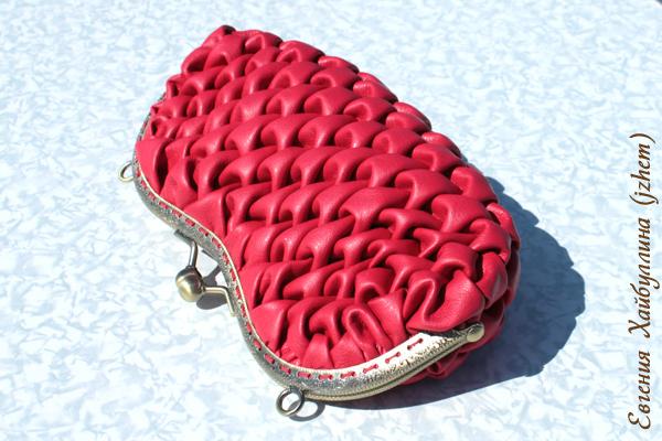 прекрасный очечник, сумочка для очков для сочного лета