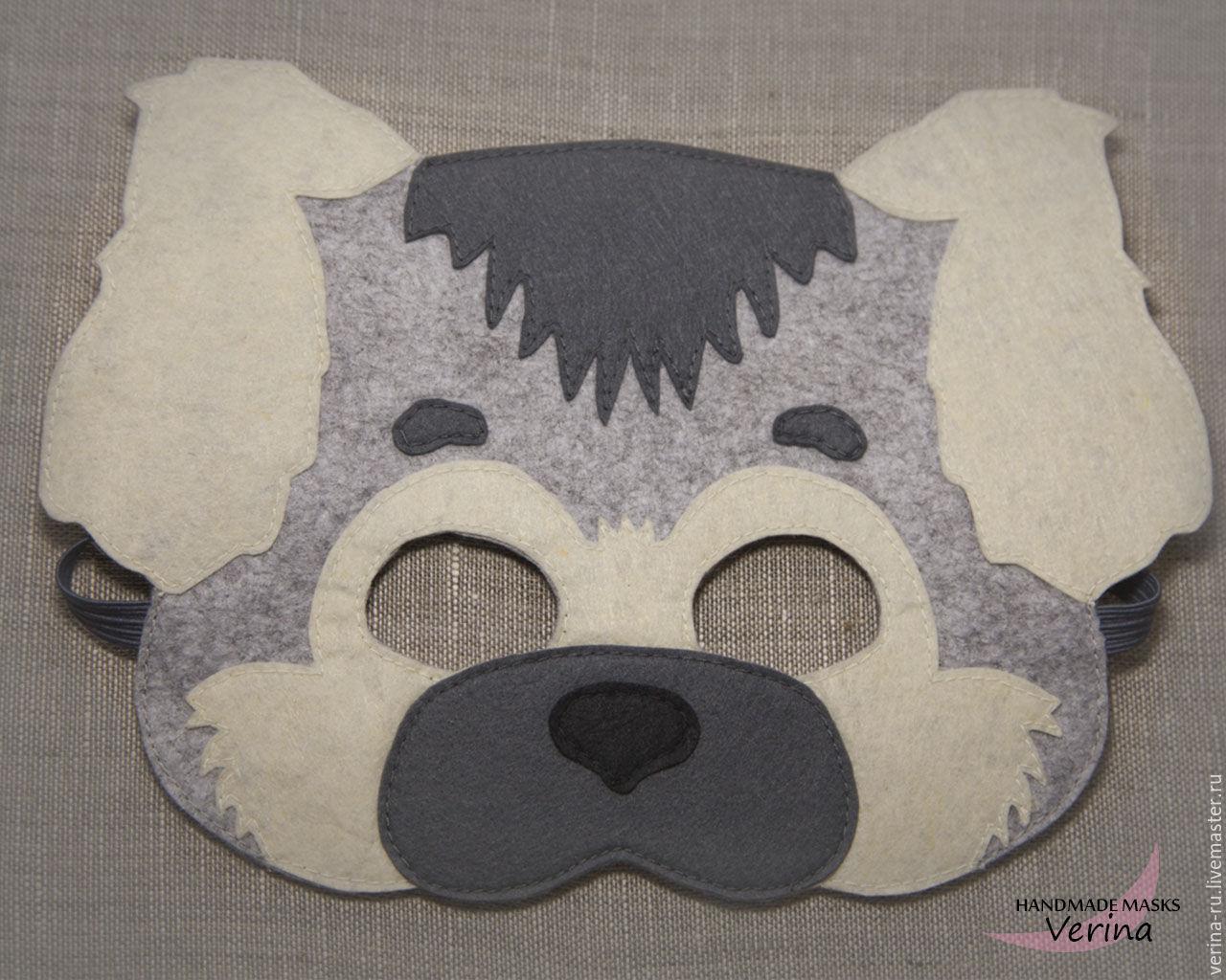 маски животных для детей своими руками - В помощь Самоделкину