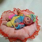 Куклы Reborn ручной работы. Ярмарка Мастеров - ручная работа Малыш, младенец, ооак куколка. Handmade.