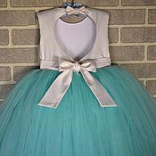Работы для детей, handmade. Livemaster - original item Quinceanera dress tulle for girls. Handmade.