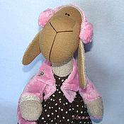 Куклы и игрушки ручной работы. Ярмарка Мастеров - ручная работа Овечка Рози. Handmade.