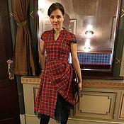 Одежда ручной работы. Ярмарка Мастеров - ручная работа Платье Лондон. Handmade.