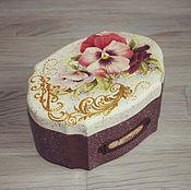 """Для дома и интерьера ручной работы. Ярмарка Мастеров - ручная работа """"Viola"""". Handmade."""