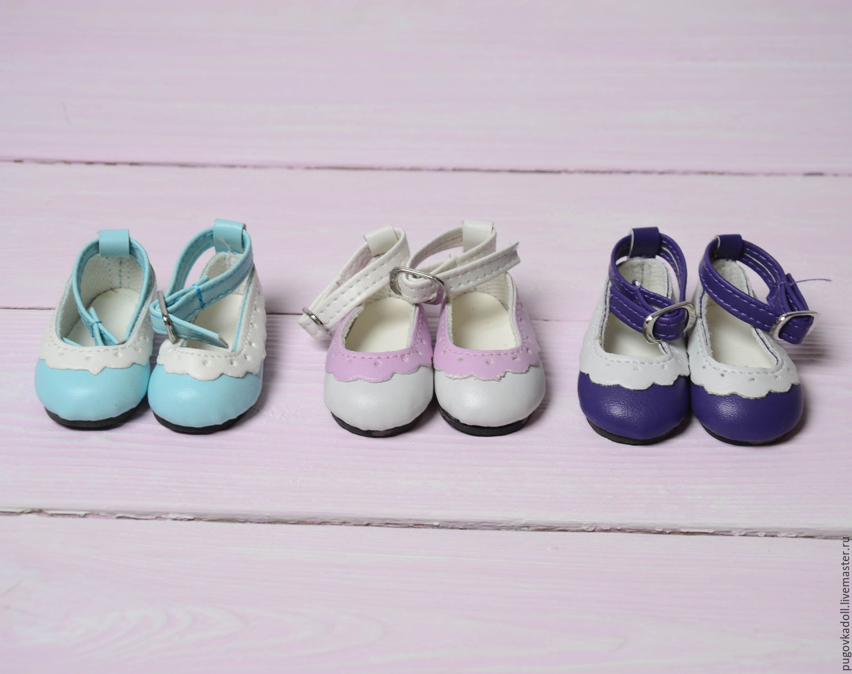 Туфельки для куколок