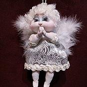 Куклы и игрушки ручной работы. Ярмарка Мастеров - ручная работа Ангелочек Сонечка. Handmade.