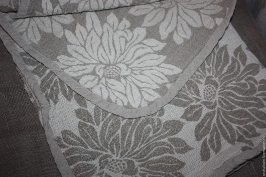 Текстиль, ковры ручной работы. Ярмарка Мастеров - ручная работа. Купить Полотенце  банное. Handmade. Серый, оршанский лен