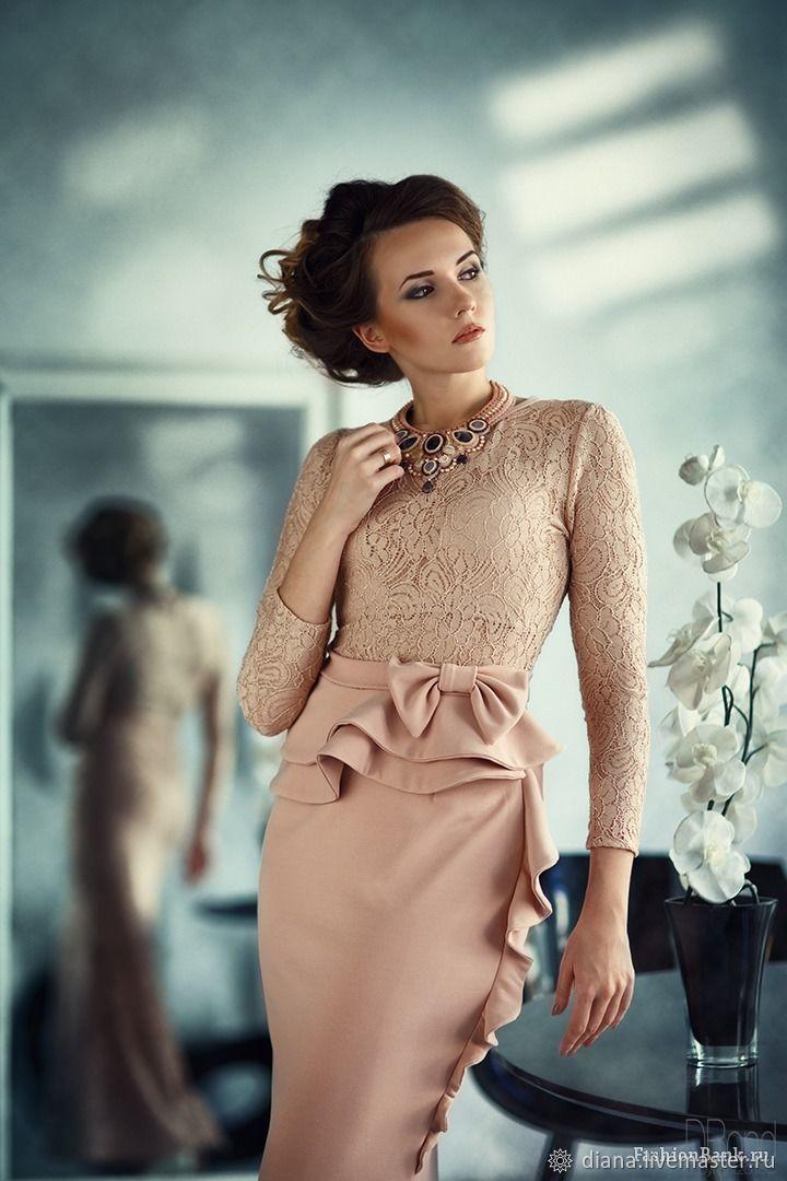 Платье для элегантных дам, Платья, Москва,  Фото №1