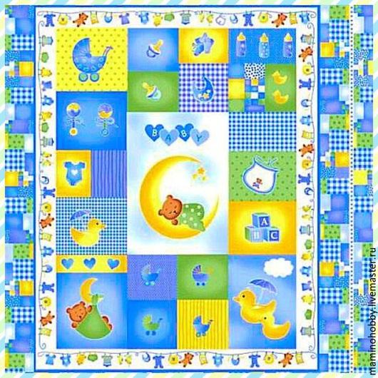 Фланель для детских одеял, для детской одежды