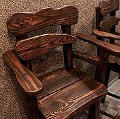 Для дома и интерьера ручной работы. Ярмарка Мастеров - ручная работа Барный стул. Handmade.