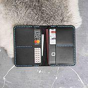 Сумки и аксессуары handmade. Livemaster - original item Wallet for cards and passport. Handmade.