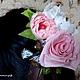 Свадебные украшения ручной работы. Цветочная заколка.. Наталья Беловодская. Ярмарка Мастеров. Свадьба, орхидеи