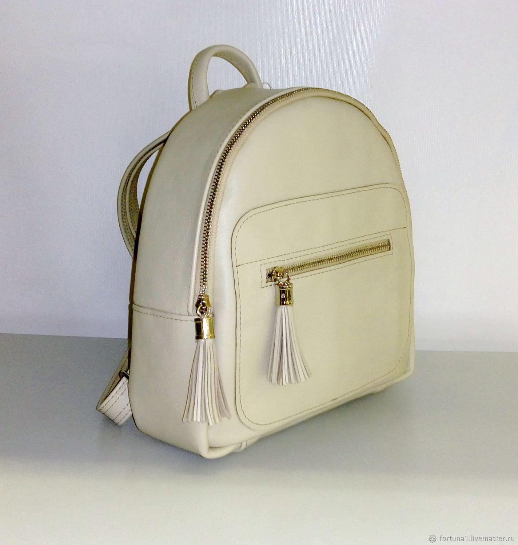 Backpack leather 10B, Backpacks, St. Petersburg,  Фото №1