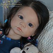 Куклы и игрушки ручной работы. Ярмарка Мастеров - ручная работа кукла реборн Элиза (куклы реборн Дмитриевой Ирины). Handmade.