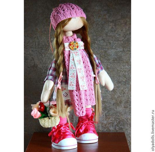 Коллекционные куклы ручной работы. Ярмарка Мастеров - ручная работа. Купить Интерьерная кукла ручной работы Варюша. Handmade. Кукла