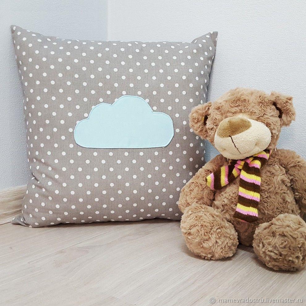 Подушка с облачком, Подушки, Серпухов,  Фото №1