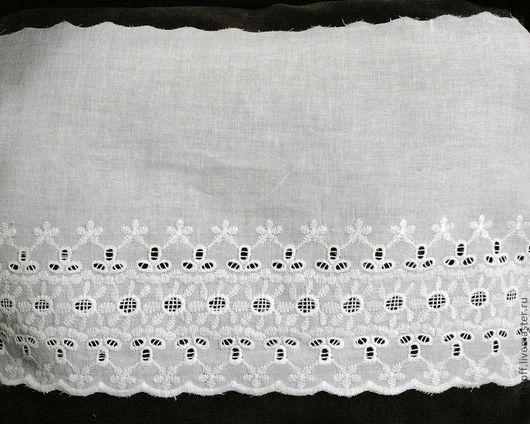 Шитье ручной работы. Ярмарка Мастеров - ручная работа. Купить №15 Кружевное шитье.. Handmade. Белый, кружево для игрушек