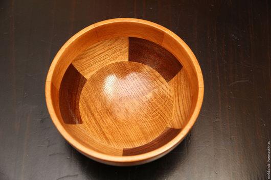 Пиалы ручной работы. Ярмарка Мастеров - ручная работа. Купить Пиала. Handmade. Коричневый, деревянная, пиала, Дуб, орех американский