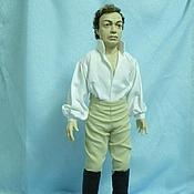 """Куклы и игрушки ручной работы. Ярмарка Мастеров - ручная работа """"Я тебя никогда не забуду..."""" портретная кукла Н. Караченцова. Handmade."""