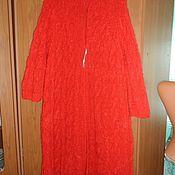 Одежда handmade. Livemaster - original item Mohair coat In October. Handmade.