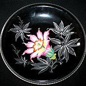 Винтаж handmade. Livemaster - original item Interior dish