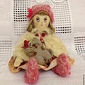 """Куклы и игрушки ручной работы. Ярмарка Мастеров - ручная работа Варенька ( куколка из серии"""" Детство""""). Handmade."""