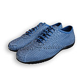 Обувь ручной работы handmade. Livemaster - original item Men`s sneakers from Python GREG. Handmade.
